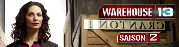 Warehouse 13, Saison 2