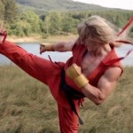 Street Fighter : Assassin's Fist coup-de-pied