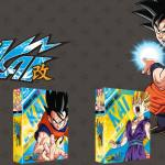 Dragon Ball Z Kai disponible en Blu-ray