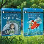 Sorties Blu-ray Ghibli