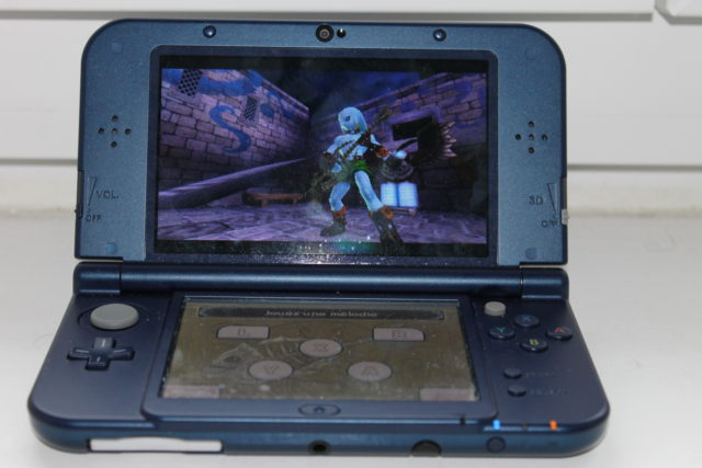 New 3DS XL - Majora's Mask 3D