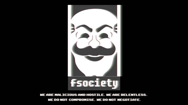 Mr Robot - fsociety