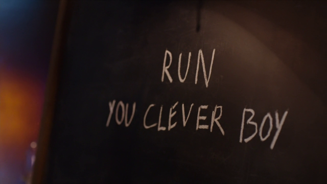 Doctor Who - Run you clever boy