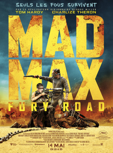 oscars 2016-Mad Max Fury Road