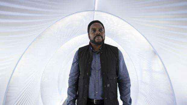 The Expanse : Fred Johnson