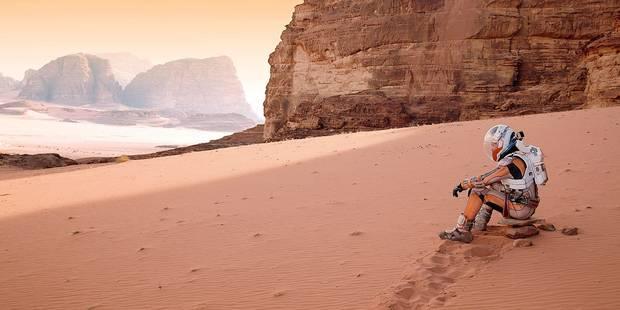 oscar 2016 - Seul sur Mars