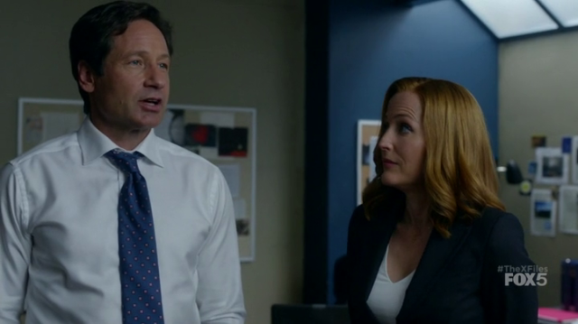 X-files saison 10 : le duo se reforme