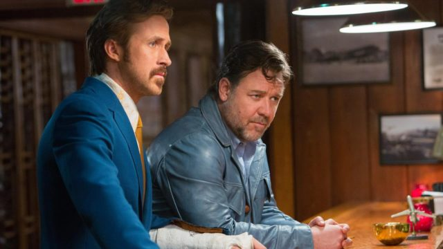 the nice guys : march - healy