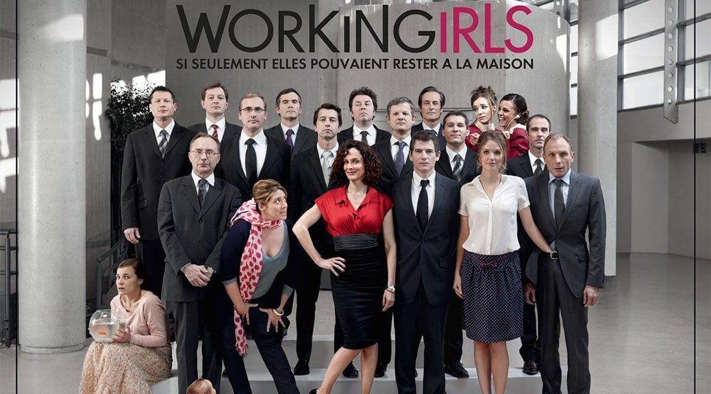 workingirls saison 1 groupe image principale