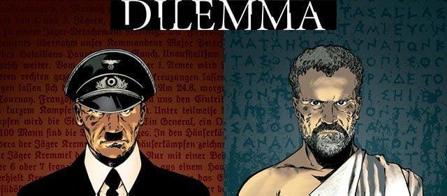 Dilemma Nazi vs Grec