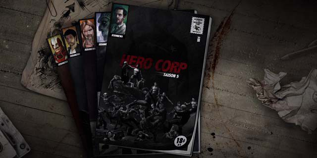 hero corp saison 5