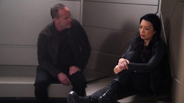 Melinda et Coulson