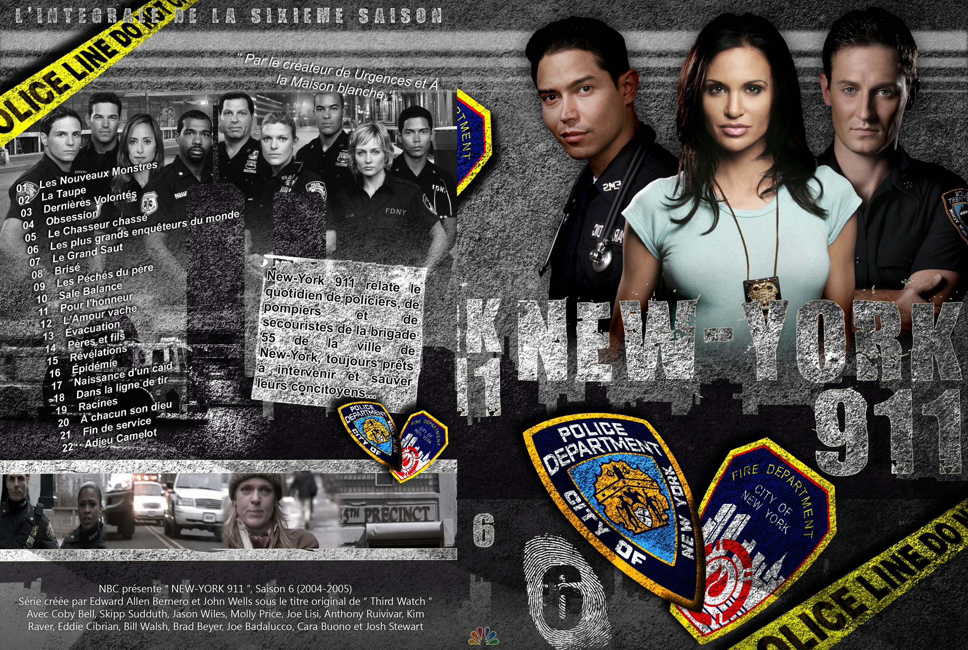 Résultat d'images pour série new york 911