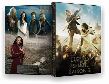 Cover legend of the seeker saison 2