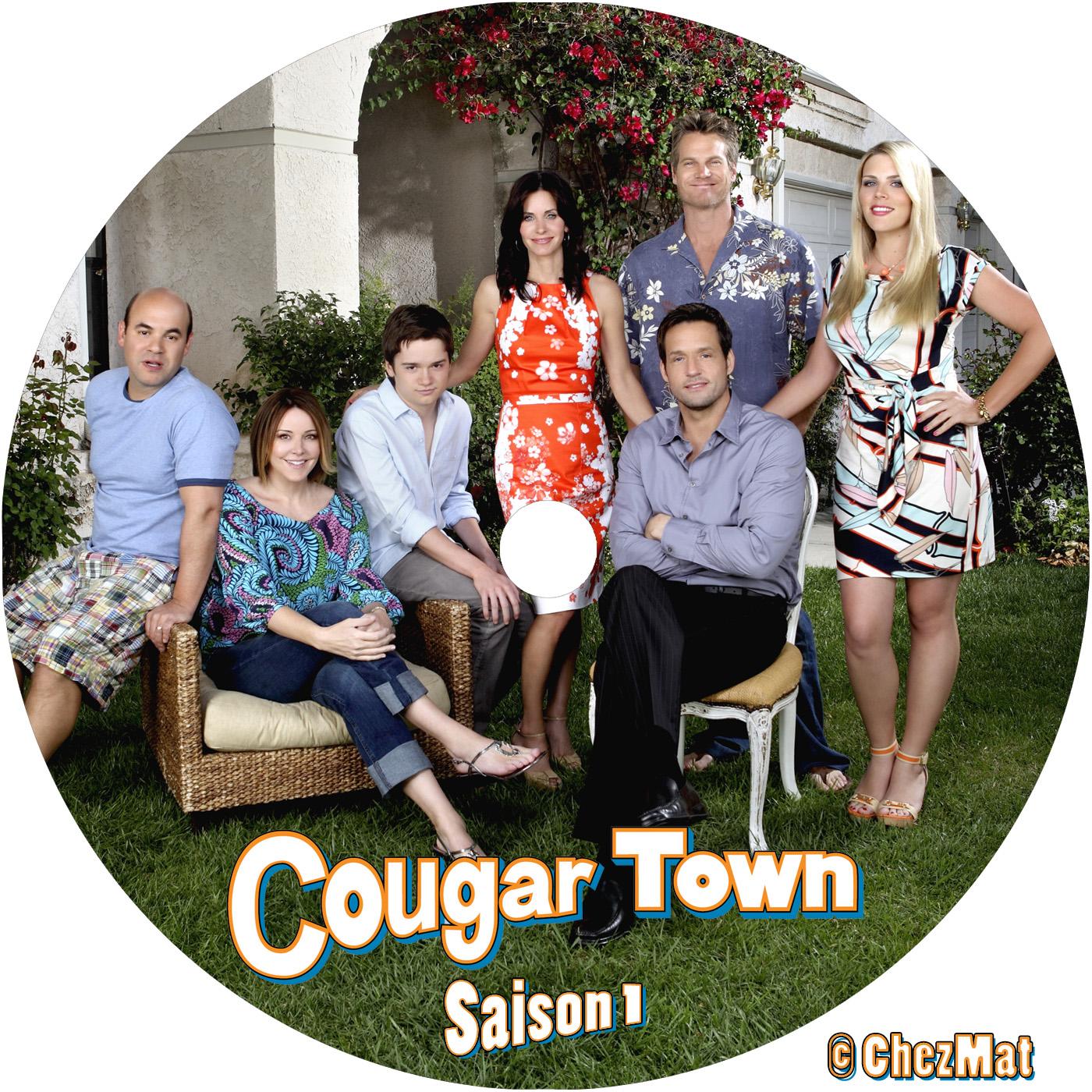 cougar town saison 1 geekroniques. Black Bedroom Furniture Sets. Home Design Ideas